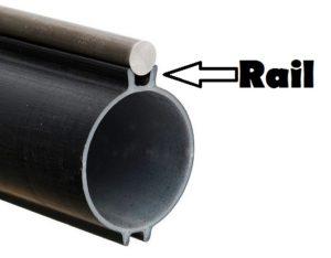 Rail Speargun Reel  Rille Spearfishing