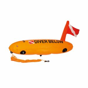Alpha Boje Tauchboje Freediving Bouy Apnoe