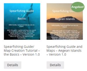 Spearfishing Spots Shop Spot Guide Tutorial