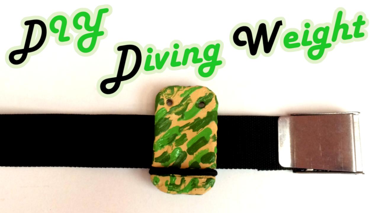 DIY Diving Lead Weight Blei Taucherblei Scuba lead melting melt gießen Tutorial Guide