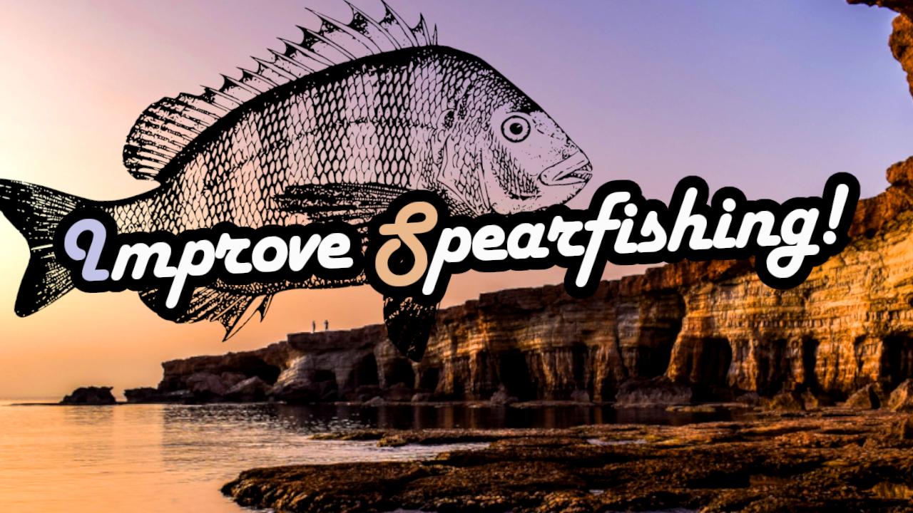 DIY Tutorial improve spearfishing get better bigger fish fisch tipps tips guide basics gps