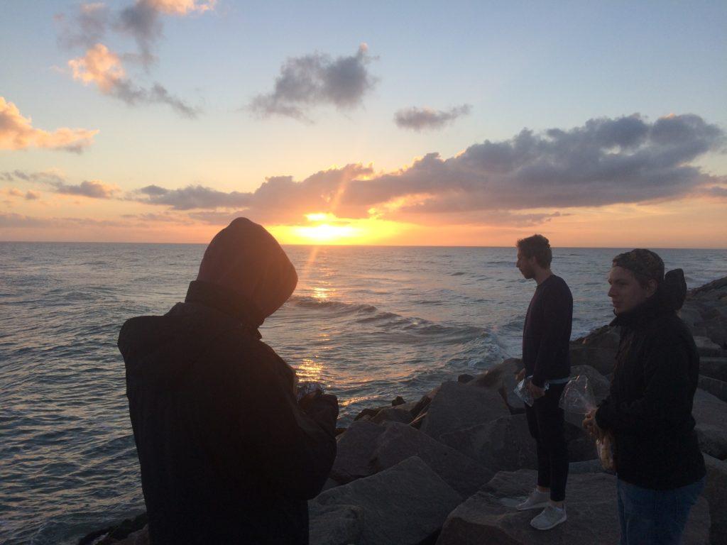 Hirtshals Fähre Ferry Norwegen angeln