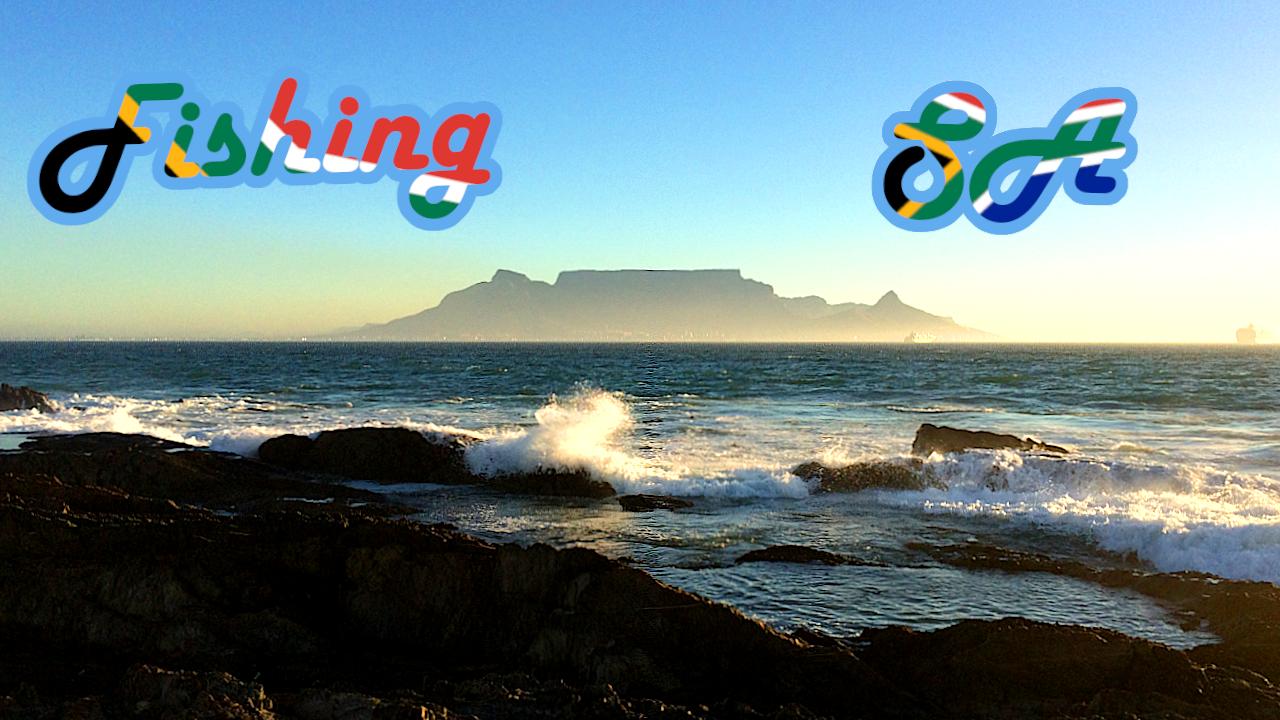 Fishing South Africa Südafrika Süd Afrika angeln fish Snoek Brandungsangeln shore bait tackle kriminalität Reisen Travel SA