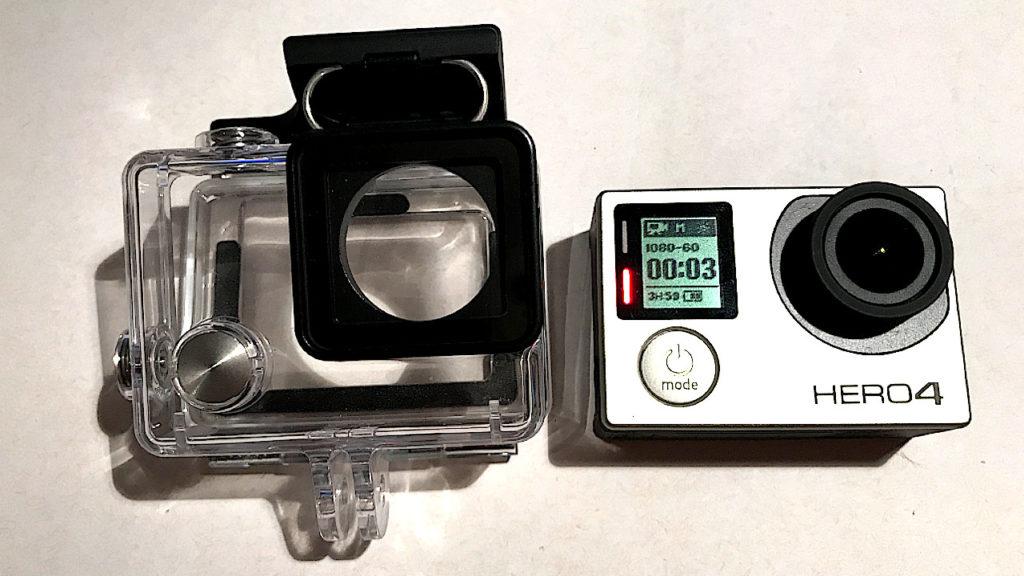 GoPro Hero Underwater Camera filming Spearfishing Equipment Diving Case waterproof water proof up to 40 m