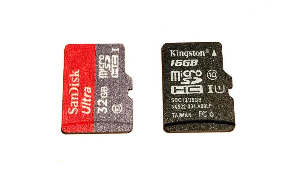 GoPro SD-Card Chip filming underwater waterproof suitable passend für 64gb 32 gb duration dauer